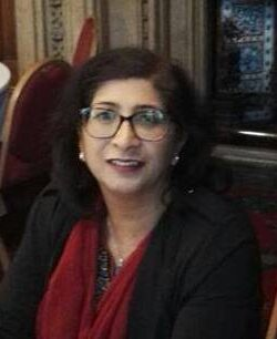 Saira Qureshi, Public and Patient Advisory Committee member