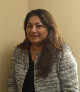 Atiha Chaudry, Chair of the Public and Patient Advisory Committee and lay member for Manchester Health and Care Commissioning,