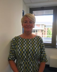 Michelle Irvine, Director of Performance and Quality Improvement for MHCC.