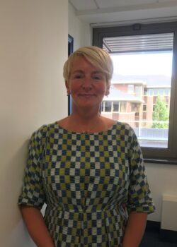 Michelle Irvine, Director of Performance and Quality Improvement