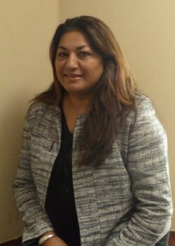 Atiha Chaudry, Lay Member Public and Patient Involvement